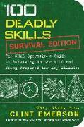 Cover-Bild zu 100 Deadly Skills: Survival Edition von Emerson, Clint
