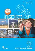 Cover-Bild zu New Edition Inspiration Level 2 Student's Book von Garton-Sprenger, Judy