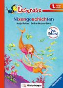 Cover-Bild zu Reider, Katja: Nixengeschichten - Leserabe 1. Klasse - Erstlesebuch für Kinder ab 6 Jahren