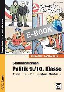 Cover-Bild zu Stationenlernen Politik 9./10. Klasse (eBook) von Lauenburg, Frank