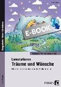 Cover-Bild zu Lernstationen Träume und Wünsche (eBook) von Röser, Winfried