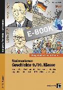 Cover-Bild zu Stationenlernen Geschichte 9./10. Klasse Band 2 (eBook) von Lauenburg, Frank