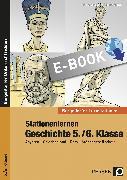 Cover-Bild zu Stationenlernen Geschichte 5./6. Klasse (eBook) von Lauenburg, Frank