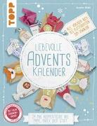 Cover-Bild zu Liebevolle Adventskalender (kreativ.kompakt) von Wicke, Susanne