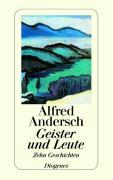 Cover-Bild zu Geister und Leute von Andersch, Alfred