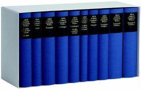 Cover-Bild zu Gesammelte Werke - Gesammelte Werke