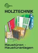 Cover-Bild zu Haustüren - Haustüranlagen von Nutsch, Wolfgang