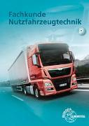 Cover-Bild zu Fachkunde Nutzfahrzeugtechnik von Gscheidle, Rolf