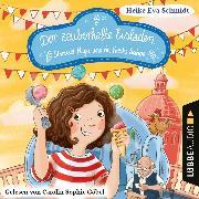 Cover-Bild zu Schmidt, Heike Eva: Streusel, Magie und ein Klecks Sahne - Der zauberhafte Eisladen, (Gekürzt) (Audio Download)