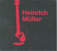 Cover-Bild zu Heinrich Müller