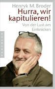 Cover-Bild zu Hurra, wir kapitulieren! von Broder, Henryk M.