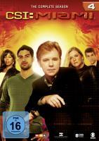 Cover-Bild zu CSI: Miami - Season 4 von Chappelle, Joe (Prod.)