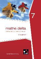 Cover-Bild zu mathe.delta 7 Lehrerband Berlin/Brandenburg von Adam, Viola