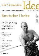 Cover-Bild zu Zeitschrift für Ideengeschichte Heft X/3 Herbst 2016 (eBook) von Müller, Tim B. (Hrsg.)