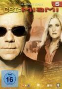 Cover-Bild zu CSI: Miami - Season 5 von Chappelle, Joe (Prod.)