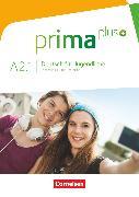 Cover-Bild zu Jin, Friederike: Prima plus, Deutsch für Jugendliche, Allgemeine Ausgabe, A2: Band 1, Schülerbuch