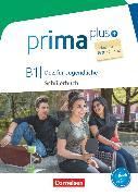 Cover-Bild zu Jin, Friederike: Prima plus - Leben in Deutschland, DaZ für Jugendliche, B1, Schülerbuch mit Audios online