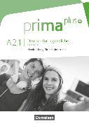 Cover-Bild zu Jin, Friederike: Prima plus, Deutsch für Jugendliche, Allgemeine Ausgabe, A2: Band 1, Handreichungen für den Unterricht