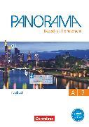 Cover-Bild zu Finster, Andrea: Panorama, Deutsch als Fremdsprache, A2: Gesamtband, Kursbuch, Mit PagePlayer-App inkl. Audios, Videos und Übungen