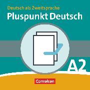 Cover-Bild zu Jin, Friederike: Pluspunkt Deutsch, Der Integrationskurs Deutsch als Zweitsprache, Ausgabe 2009, A2: Gesamtband, Kursbuch und Arbeitsbuch mit CD, 024288-7 und 024289-4 im Paket