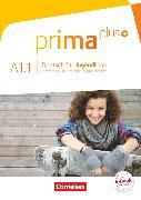 Cover-Bild zu Jin, Friederike: Prima plus, Deutsch für Jugendliche, Allgemeine Ausgabe, A1: Band 1, Schülerbuch