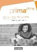 Cover-Bild zu Jin, Friederike: Prima plus, Deutsch für Jugendliche, Allgemeine Ausgabe, A1: Band 1, Handreichungen für den Unterricht