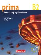 Cover-Bild zu Jin, Friederike: Prima - Die Mittelstufe, B2, Schülerbuch