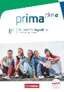 Cover-Bild zu Jin, Friederike: Prima plus, Deutsch für Jugendliche, Allgemeine Ausgabe, B1: Gesamtband, Schülerbuch