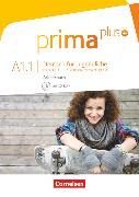 Cover-Bild zu Jin, Friederike: Prima plus, Deutsch für Jugendliche, Allgemeine Ausgabe, A1: Band 1, Arbeitsbuch mit CD-ROM, Mit interaktiven Übungen auf scook.de