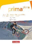 Cover-Bild zu Jin, Friederike: Prima plus, Deutsch für Jugendliche, Allgemeine Ausgabe, A1: Band 2, Arbeitsbuch mit CD-ROM, Mit interaktiven Übungen auf scook.de