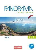 Cover-Bild zu Finster, Andrea: Panorama, Deutsch als Fremdsprache, A1: Gesamtband, Kursbuch, Mit PagePlayerApp inkl. Audios, Videos und Übungen