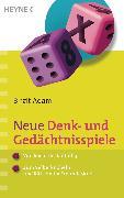 Cover-Bild zu Neue Denk- und Gedächtnisspiele (eBook) von Adam, Birgit