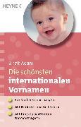 Cover-Bild zu Die schönsten internationalen Vornamen (eBook) von Adam, Birgit