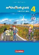 Cover-Bild zu Barzel, Bärbel: Mathewerkstatt, Mittlerer Schulabschluss Baden-Württemberg, Band 4, Schülerbuch