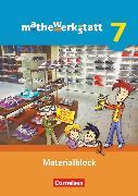 Cover-Bild zu Barzel, Bärbel: Mathewerkstatt, Mittlerer Schulabschluss - Allgemeine Ausgabe, 7. Schuljahr, Materialblock, Arbeitsmaterial mit Wissensspeicher