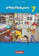 Cover-Bild zu Barzel, Bärbel: Mathewerkstatt, Mittlerer Schulabschluss - Allgemeine Ausgabe, 7. Schuljahr, Schülerbuch