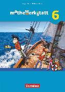 Cover-Bild zu Barzel, Bärbel: Mathewerkstatt, Mittlerer Schulabschluss - Allgemeine Ausgabe, 6. Schuljahr, Schülerbuch