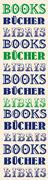 Cover-Bild zu Lesezeichen mit Band. Books