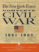 Cover-Bild zu Clinton, President Bill (Solist): New York Times the Complete Civil War 1861-1865 [With DVD ROM]