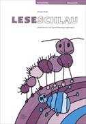Cover-Bild zu Leseschlau, Anlautbilder Basisschrift von Rickli, Ursula