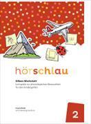 Cover-Bild zu hörschlau / Silben-Werkstatt 2 von Rickli, Ursula