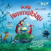 Cover-Bild zu Szillat, Antje: Holly Himmelblau und der Prinzessinnen-Raub (Teil 3) (Audio Download)