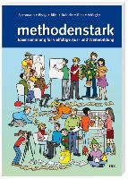 Cover-Bild zu methodenstark. Ideensammlung für vielfältige Aus- und Weiterbildung von Bachmann, Daniela
