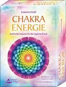 Cover-Bild zu Chakra-Energie- Kraftvolle Impulse für die tägliche Praxis von Steidl, Susanne