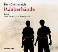 Cover-Bild zu Heinrich, Finn-Ole: Räuberhände