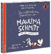 Cover-Bild zu Heinrich, Finn-Ole: Die erstaunlichen Abenteuer der Maulina Schmitt 3. Ende des Universums