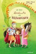 Cover-Bild zu Fritsch, Marlene: Das große Buch der Heiligenlegenden