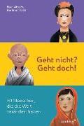 Cover-Bild zu Fritsch, Marlene: Geht nicht? Geht doch!