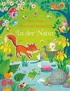 Cover-Bild zu Brooks, Felicity: Mein erstes Stickerbuch: In der Natur