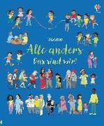 Cover-Bild zu Brooks, Felicity: Alle anders - Das sind wir!